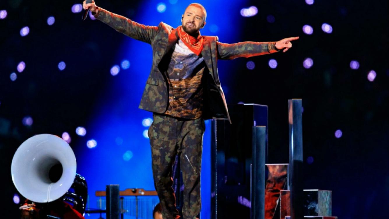 Mirá cuáles han sido las mejores presentaciones de Justin Timberlake