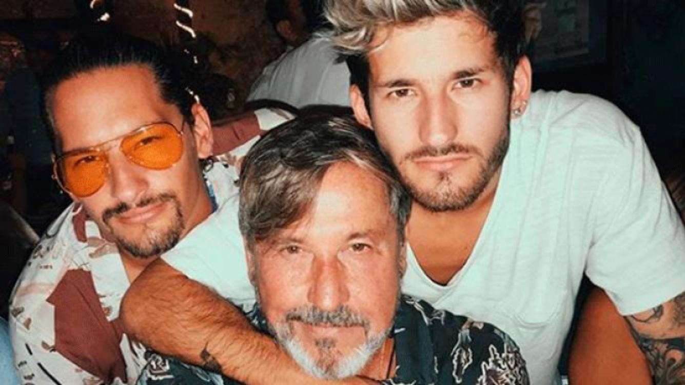 Estos son los famosos hijos de Ricardo Montaner que no usan su apellido
