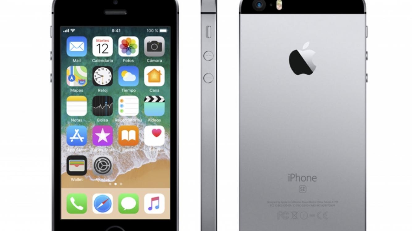 ¡Sorpresa! Se filtran fotos con la apariencia del iPhone SE 2