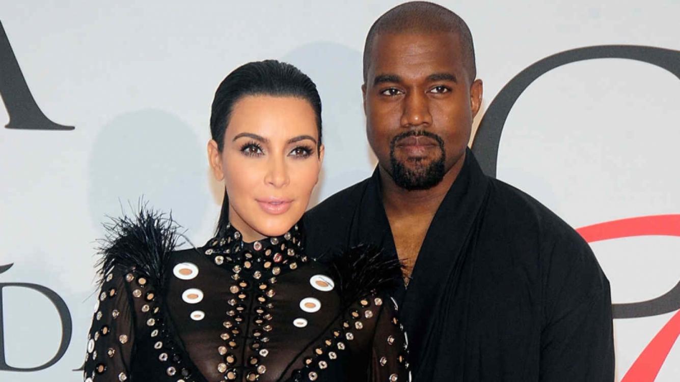 Esta vez Kim Kardashian sí se desnudó, pero en Twitter