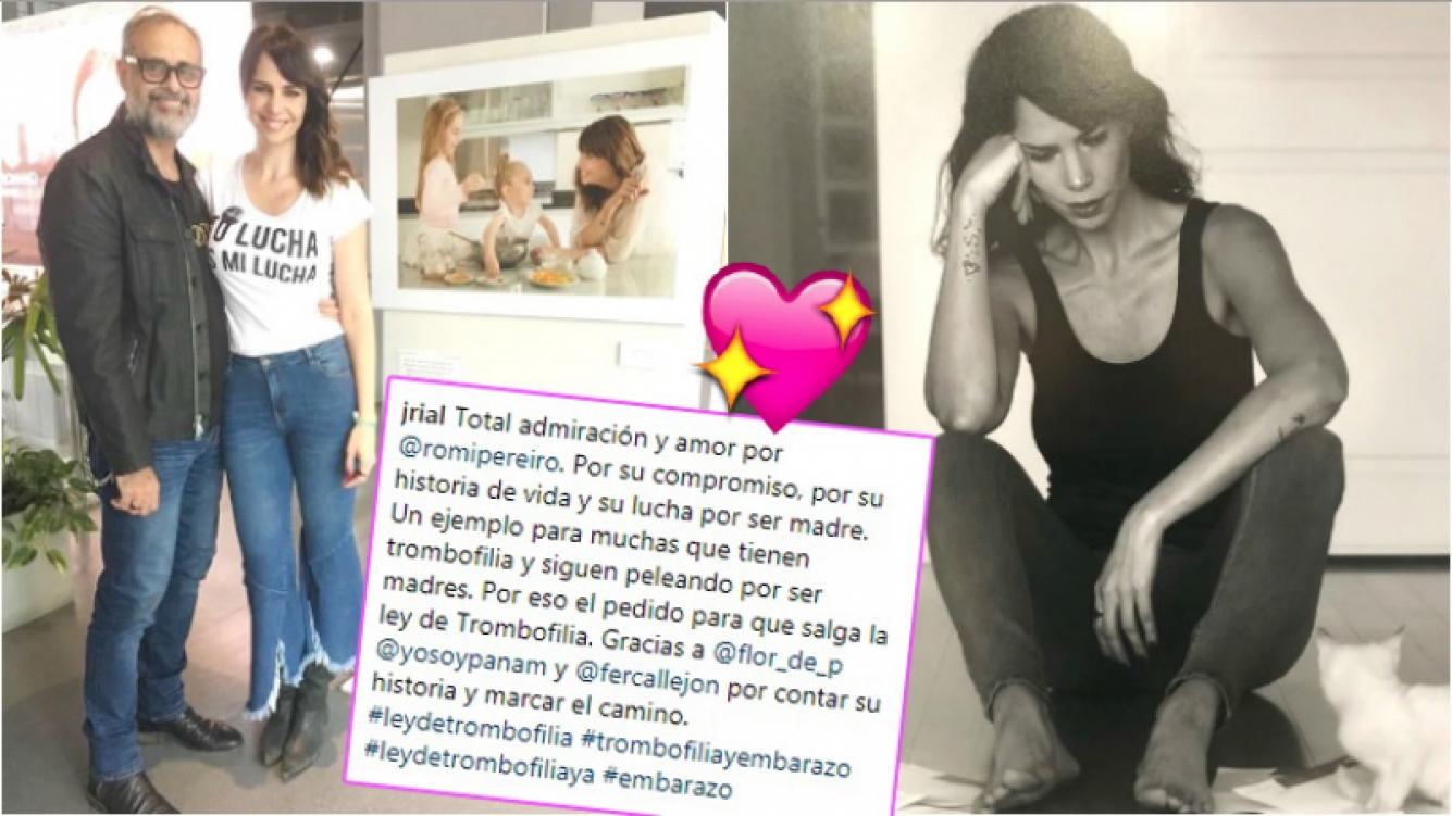 La conmovedora historia de la novia de Jorge Rial
