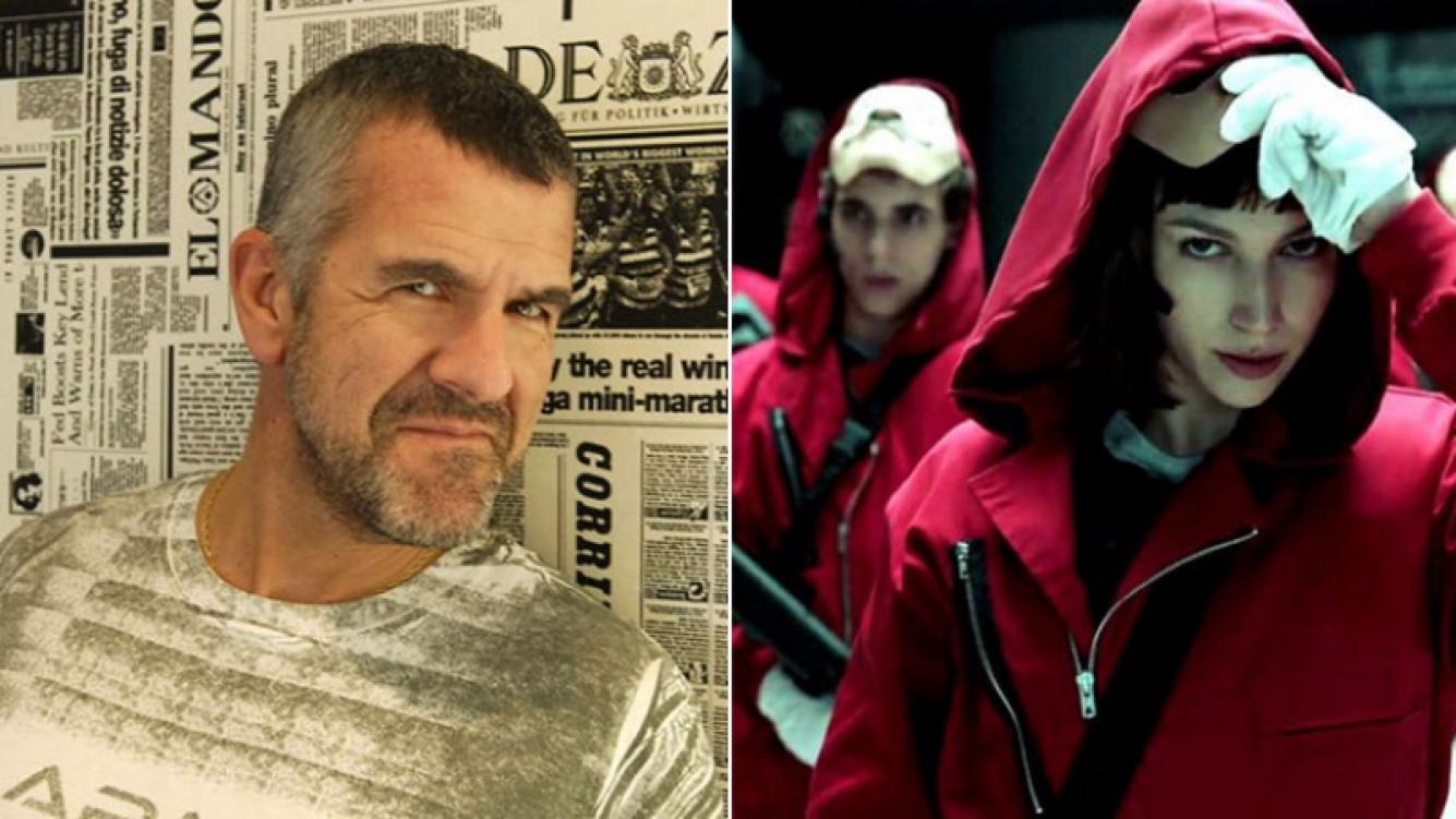 Dady Brieva y su crítica científica contra La Casa de Papel: No me parece que los actores sean buenos