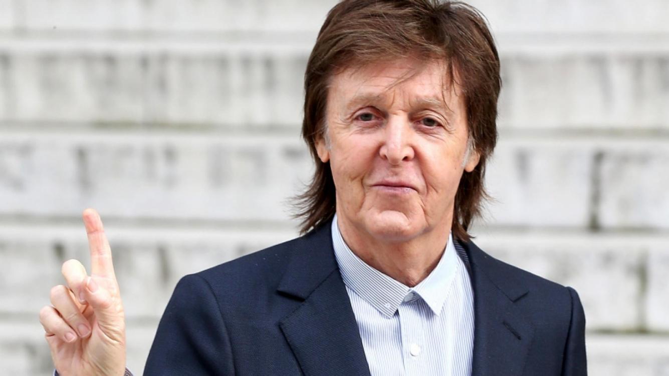 McCartney es el músico británico más rico