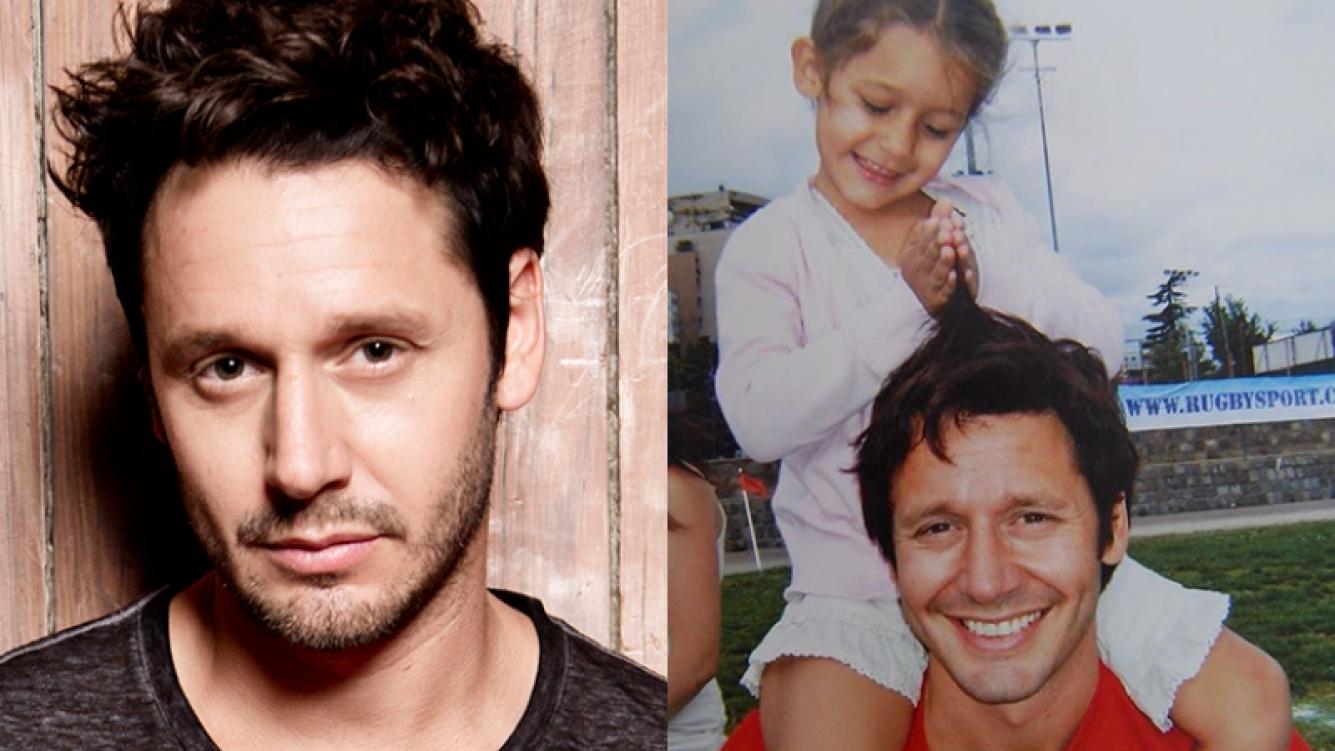 Benjamín Vicuña recordó a su hija Blanca en el día de su cumpleaños.