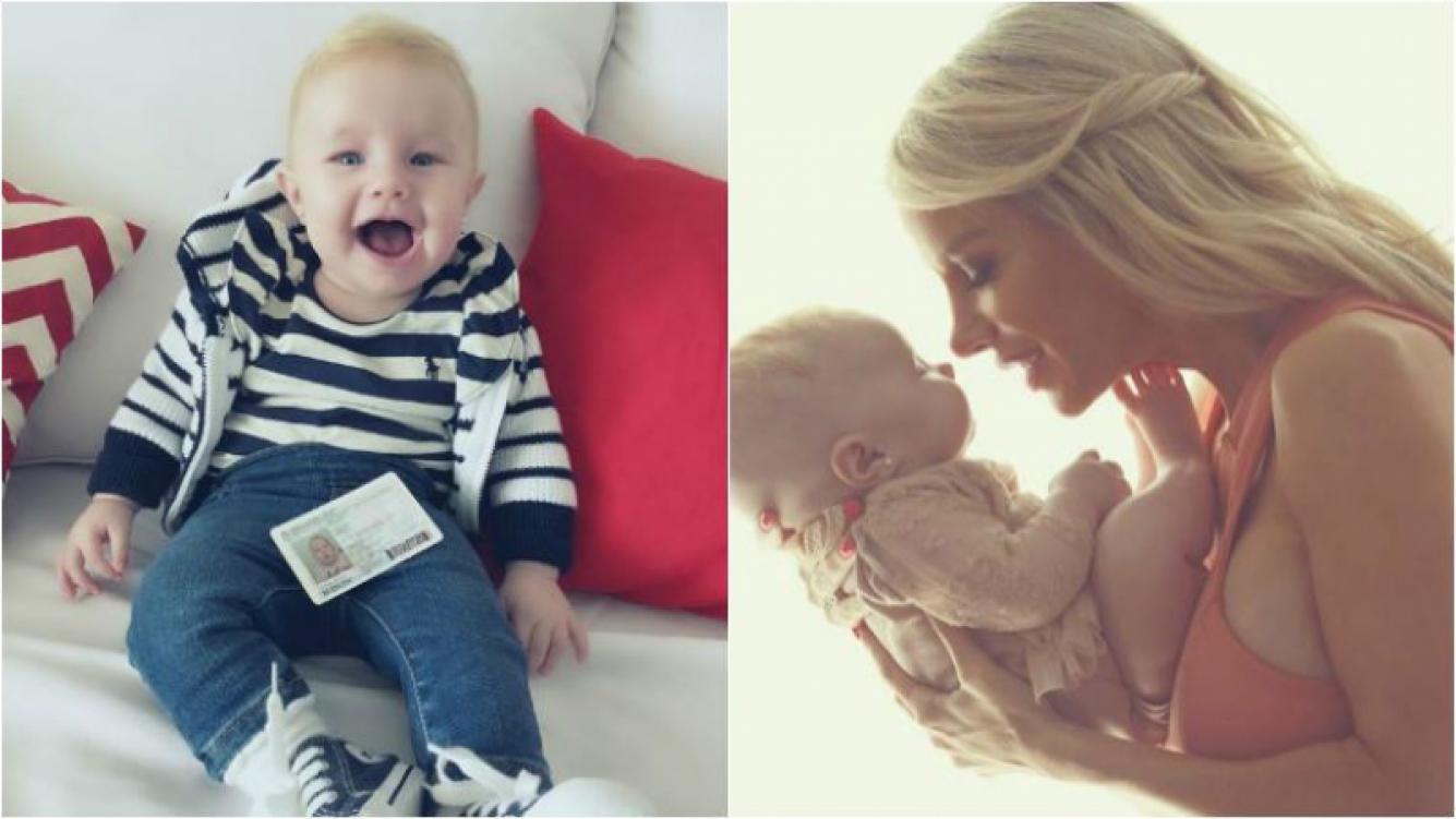 Luciana Salazar, feliz porque Matilda es legalmente argentina: Mi Chinita cumplió 5 meses y ya tenemos DNI