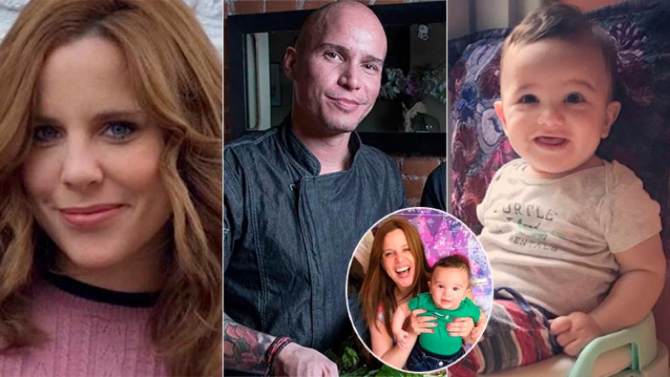 Agustina Kämpfer explicó por qué nunca estaría en pareja con el padre de su hijo