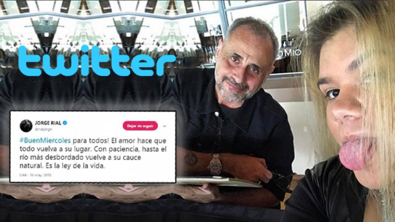 Jorge Rial, tras las disculpas de Morena por sus escandalosos mensajes: El amor vuelve todo a su lugar