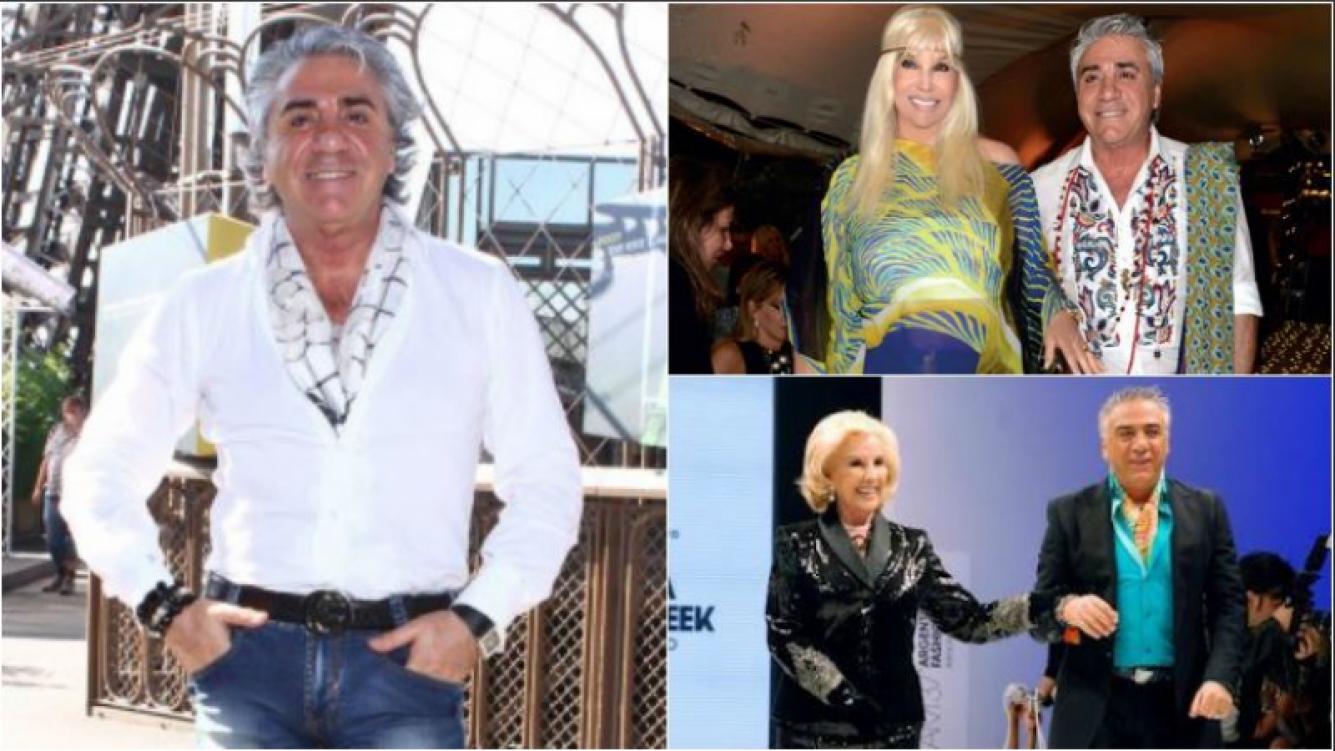 Murió Carlos Di Doménico, el diseñador de las famosas