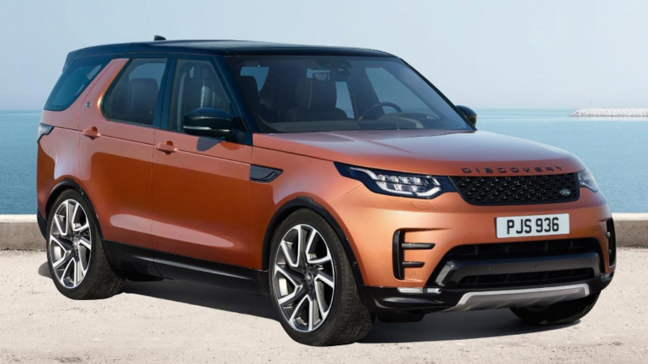 Finalmente llegó la nueva Land Rover Discovery a la Argentina