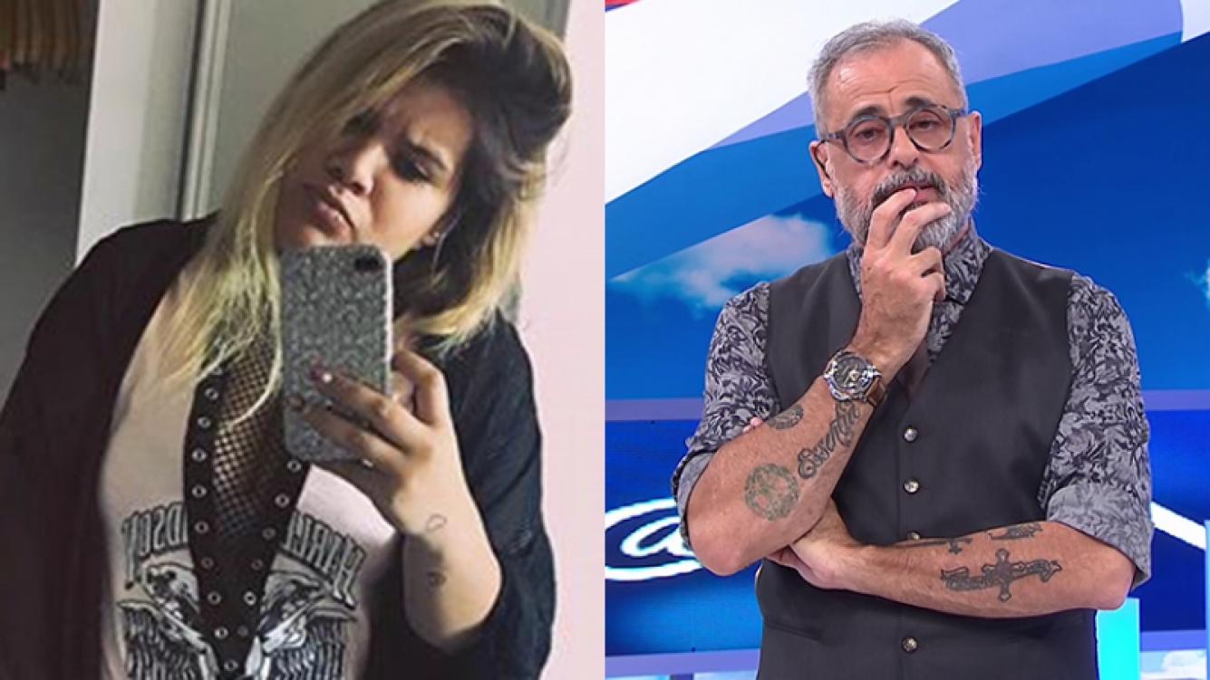 Morena Rial se expresó en Instagram Stories mientras su papá hablaba en Intrusos.