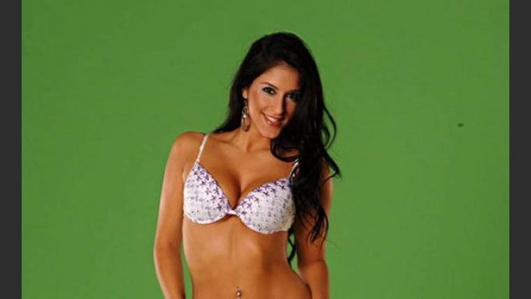 Celeste Muriega, la nueva novia de Matías Alé. (Foto: álbum personal Celeste Muriega)