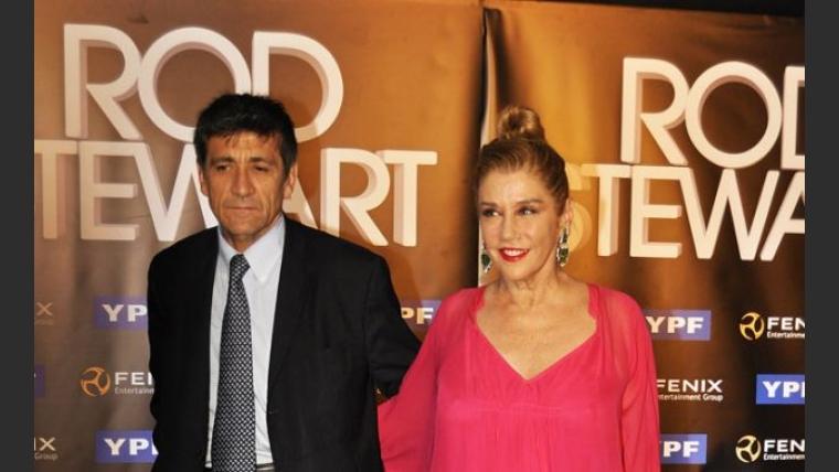 Marcela Tinayre y Marcos Gastaldi. (Foto: Jennifer Rubio)