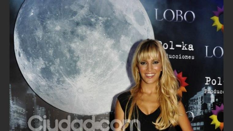 Luisana Lopilato en la presentación de Lobo. (Foto: Jennifer Rubio)