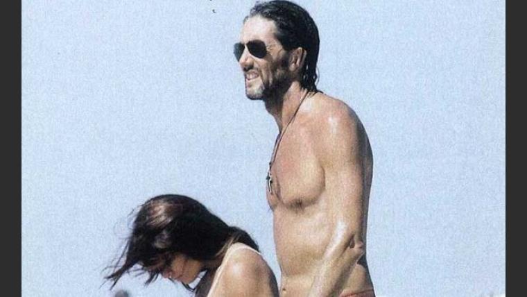 Eduardo Celasco y Vito Rodríguez, enamorados en Mar del Plata. (Foto: Gente)