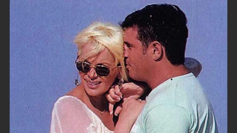 Las primeras fotos de Carmen Barbieri y su ¿novio? chacarero juntos. (Foto: Gente)