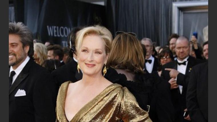Meryl Streep, la ganadora a mejor actriz en los Oscar (Foto: oscar.go.com).