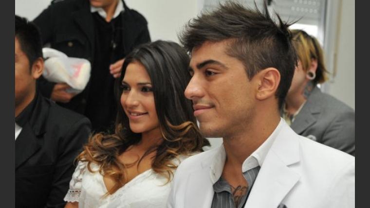 El casamiento por Civil de Shanna y Augusto. (Foto: Ideas del Sur)