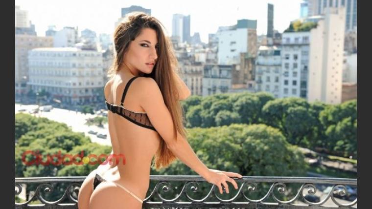 Magui Bravi, una belleza ganadora. (Foto: Maxi Didari - Ciudad.com)