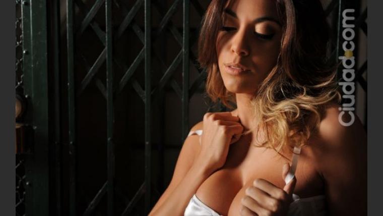 Las fotos más sensuales de Floppy Tesouro (Foto: Maxi Didari - Ciudad.com)