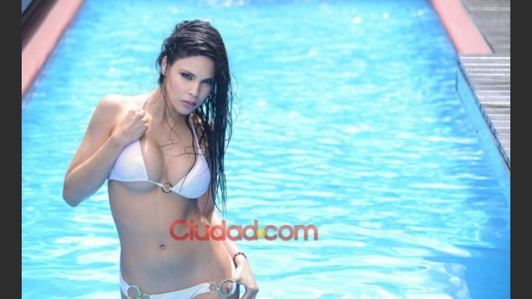 Barby Franco, para Ciudad.com. (Foto: Maxi Didari)