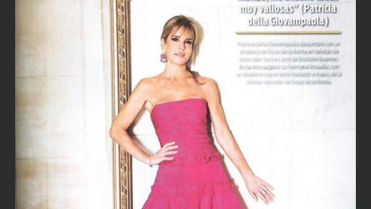 Fotos: las famosas más elegantes del 2012. (Foto: revista ¡Hola! Argentina)