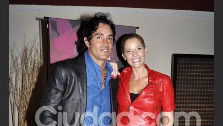 El festejo por los 250 programas de Dulce Amor. (Foto: Jennifer Rubio para Ciudad.com)