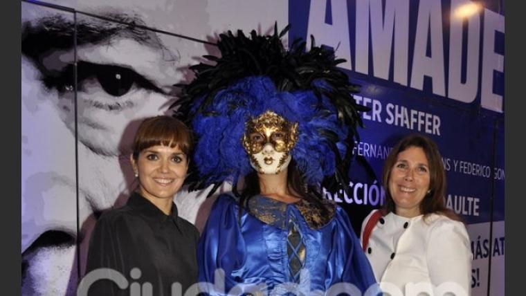 Andrea Pietra y Marta Betoldi en el Metropolitan. (Foto: Jennifer Rubio-Ciudad.com)