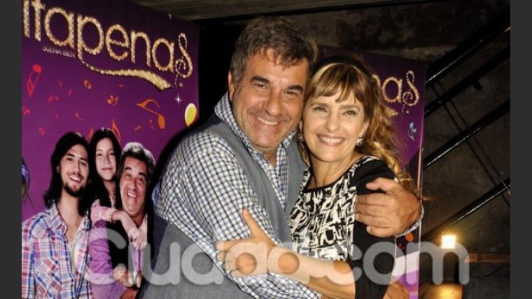 Miguel Angel Rodríguez y Silvia Kutica. (Foto: Jennifer Rubio-Ciudad.com)