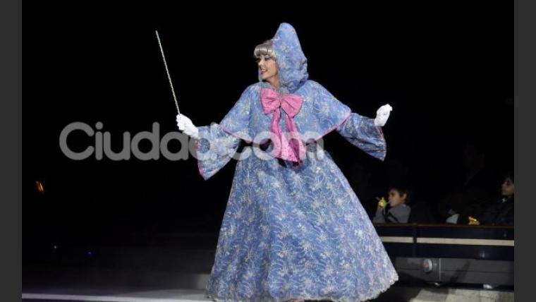 Los famosos y sus hijos disfrutaron de Disney on Ice(Foto: Jennifer Rubio para Ciudad.com)