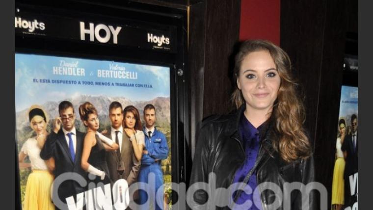 Todas los famosos y sus looks en el estreno del filme Vino para robar (Foto: Jennfier Rubio).