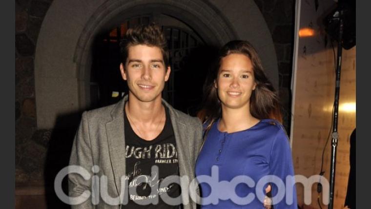 Victorio D Alessandro y Manuela Viale. (Foto: Jennifer Rubio-Ciudad.com)