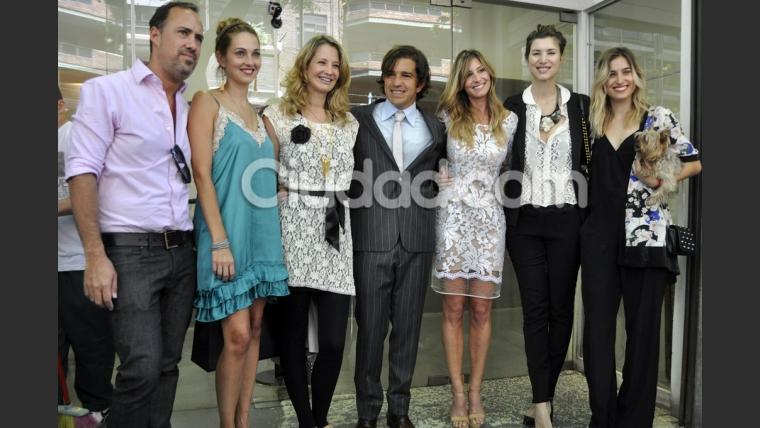 Soledad Solaro se casó con Leonardo Squarzon por civil. (Foto: Jennifer Rubio-Ciudad.com)