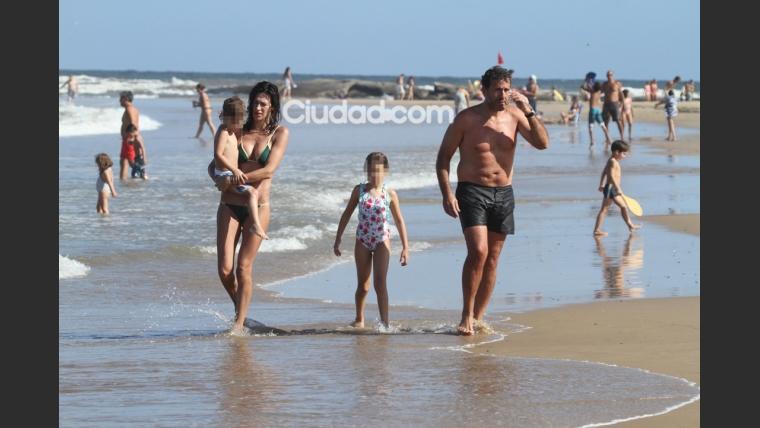 Dolores Trull, una diosa que disfruta de las vacaciones con su familia (Foto: TMPress).