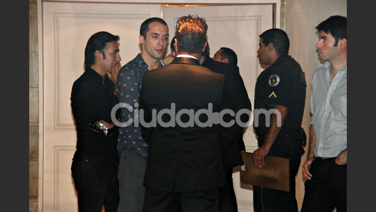 El desgarrador velatorio de Jorge Ibáñez. (Foto: Jennifer Rubio/Ciudad.com)