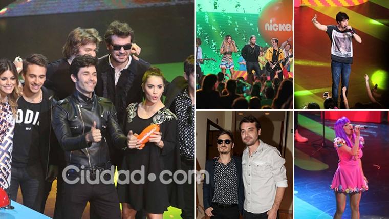 Toda la intimidad de los KCA Argentina. (Fotos: Movilpress-Ciudad.com)