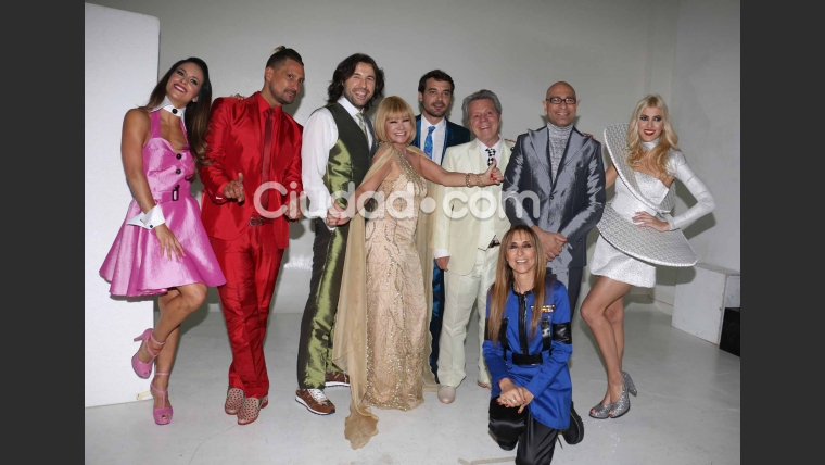 La foto de Marcianos en la casa. (Foto: Movilpress-Ciudad.com)