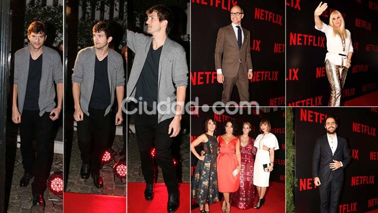 Todas las fotos del evento con Ashton Kutcher en Buenos Aires. (Fotos: Movilpress-Ciudad.com)