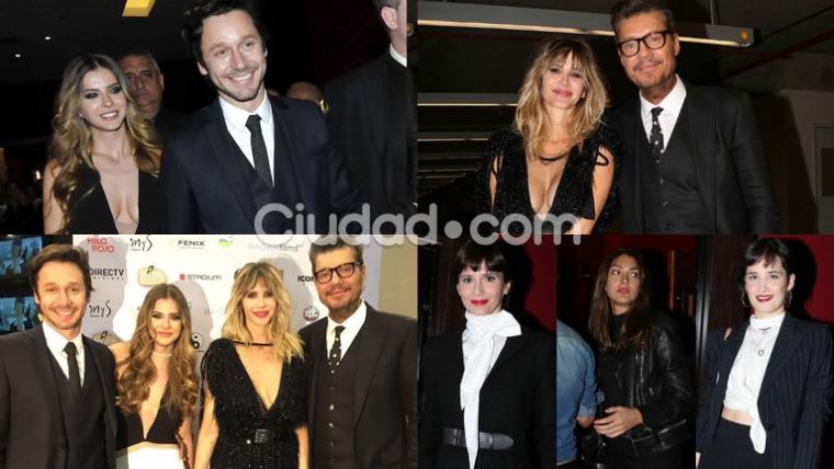 Las mejores fotos del estreno de El hilo rojo (Fotos: Movilpress).