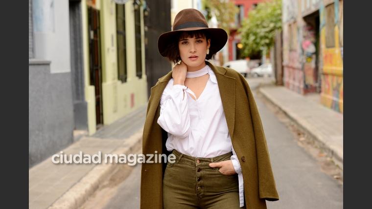 Florencia Torrente, diosa total en una producción exclusiva (Fotos: Musepic/Ciudad Magazine).