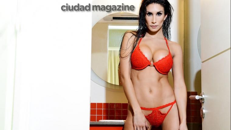 Las fotos hot de Florencia Marcasoli, la novia de Bam Bam Morais y ex de Federico Bal. (Foto: Musepic - Ciudad Magazine)