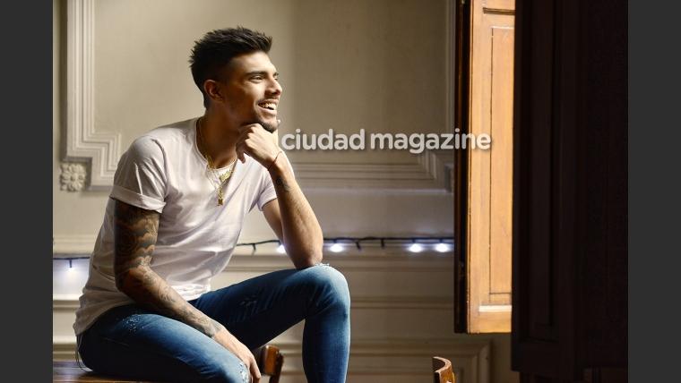 Las fotos hot de Tyago Griffo, el hijo de la Bomba Tucumana
