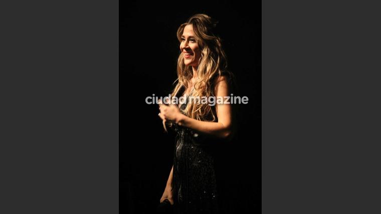 Las fotos del show de Jimena Barón en La Trastienda (Fotos: Movilpress)