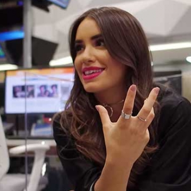 Lali Espósito habló en exclusiva con Ciudad.