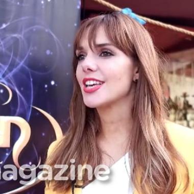 Julieta Nair Calvo, la actriz del momento: ¿Cómo está mi corazón? Siempre hay algo mágico. Mi vida es bastante...