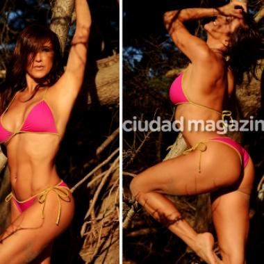 Las fotos hot de Valeria Archimó