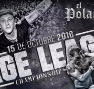 ¡MMA y shows en vivo! El Polaco en la 2º edición de Cage League Championship