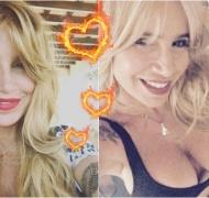 """¡Un incendio! La selfie infartante de Florencia Peña: """"Descambiándome"""""""