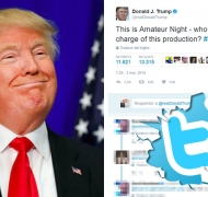 El divertido tweet (viejo) de Trump sobre los Oscar. (Foto: Web)