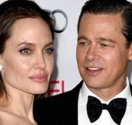 Tras su escandaloso divorcio, Angelina y Brad volvieron a hablarse. Foto: Web