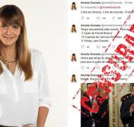 Hackearon el Twitter de Granata, tras confirmar que será candidata a diputada